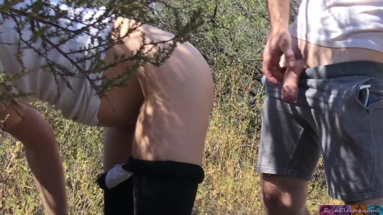 Секс Со Зрелой В Лесу